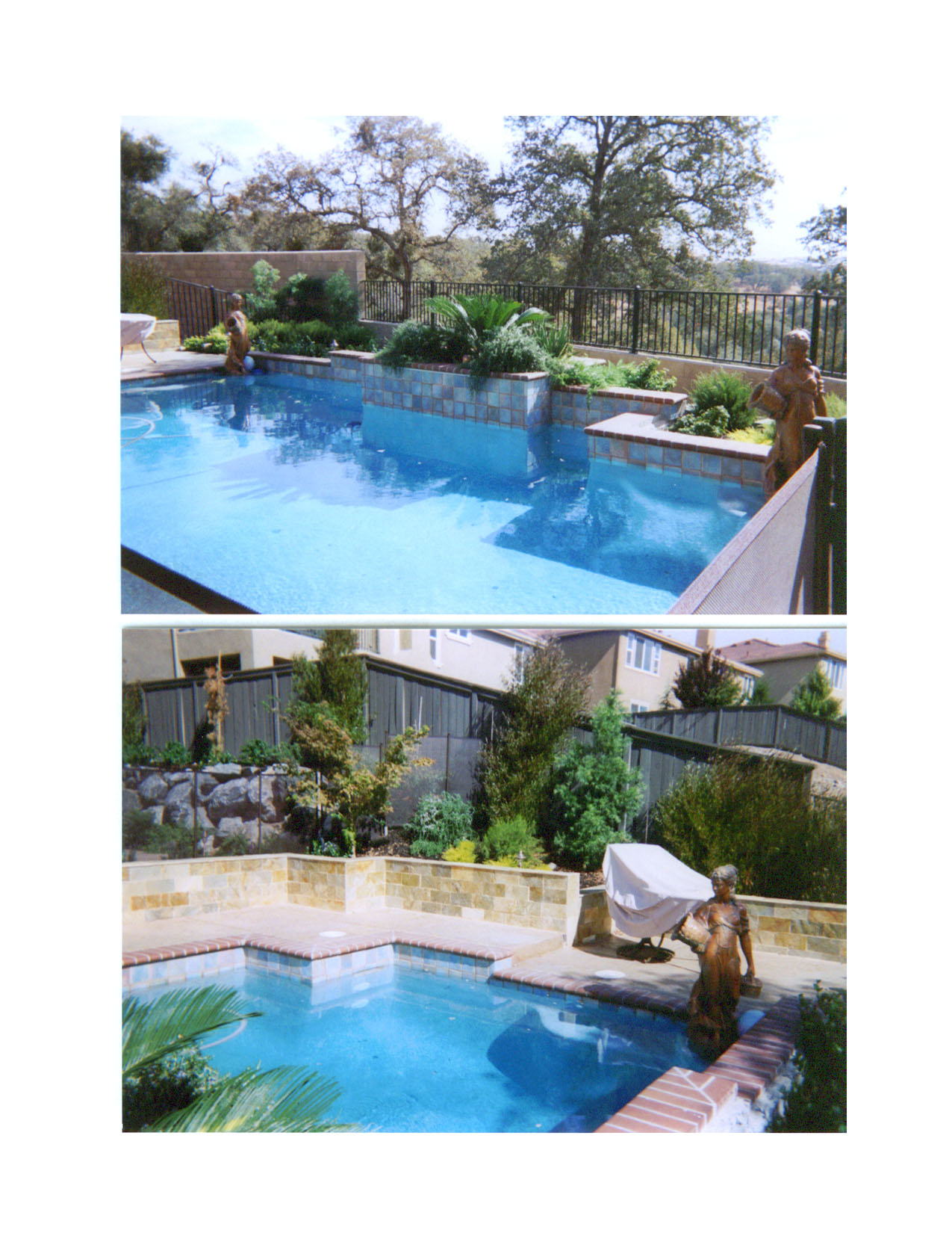 Pool Amp Landscape Design Leisure Time Pool