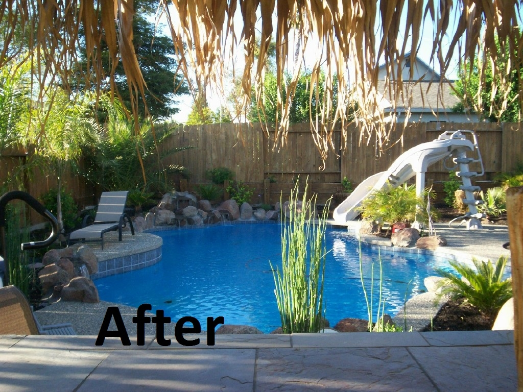 Leisure Time Pool Service Amp Repairsacramento Pool Remodel